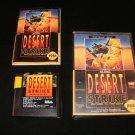 Desert Strike - Sega Genesis - Complete CIB