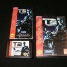 Terminator 2 - Sega Genesis - Complete CIB