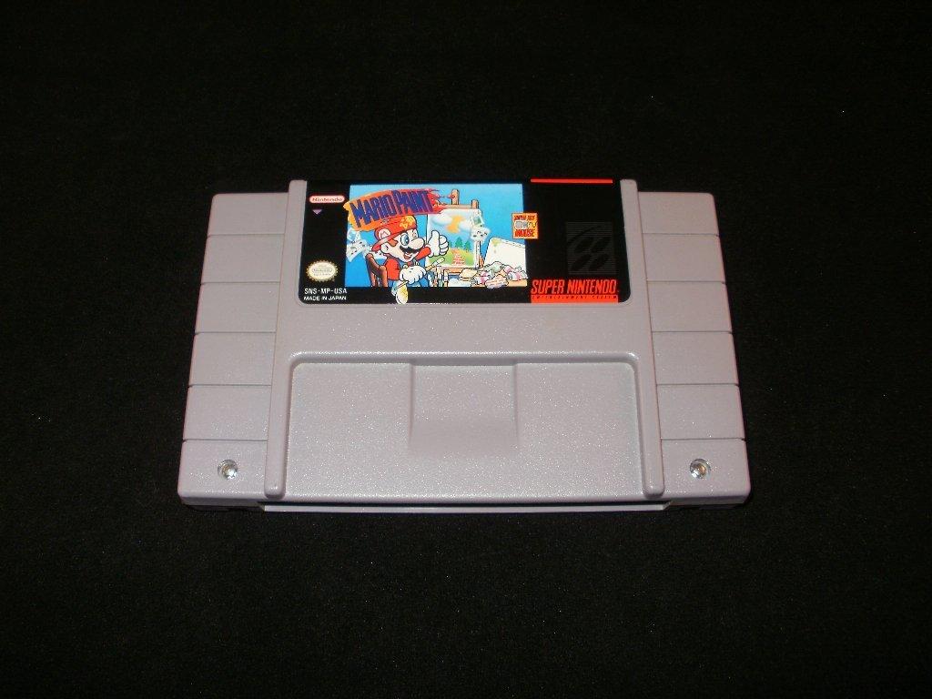 Mario Paint - SNES Super Nintendo