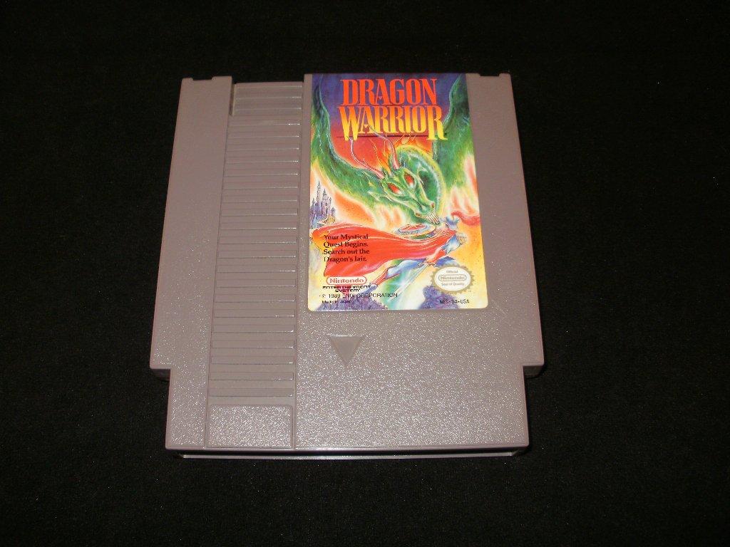 Dragon Warrior - Nintendo NES