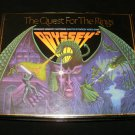 Quest for the Rings - Magnavox Odyssey 2 - Complete - Rare
