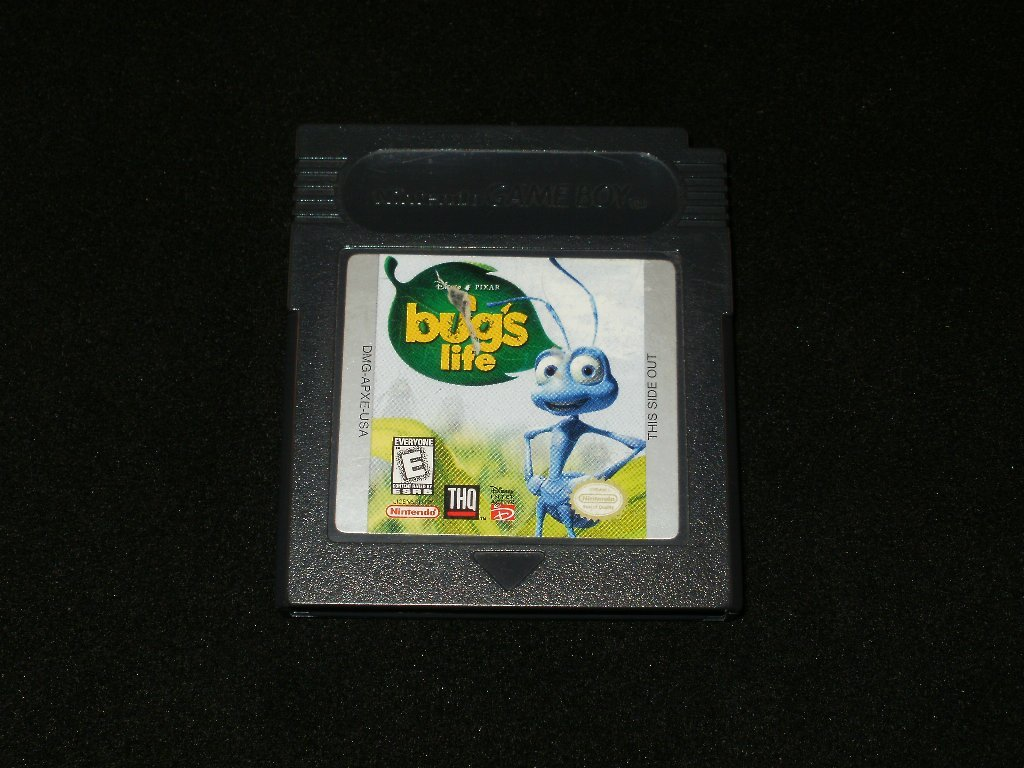 A Bug's Life - Nintendo Gameboy Color