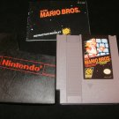 Super Mario Bros. - Nintendo NES - With Sleeve & Manual