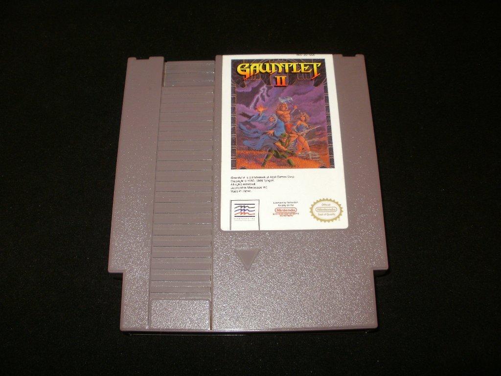 Gauntlet II - Nintendo NES