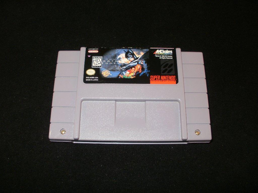 Batman Forever - SNES Super Nintendo