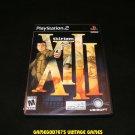 XIII - Sony Playstation 2 - Complete CIB