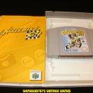 Excitebike 64 - N64 Nintendo - With Manual & Custom Case