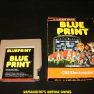 Blueprint - Atari 5200 - With Box