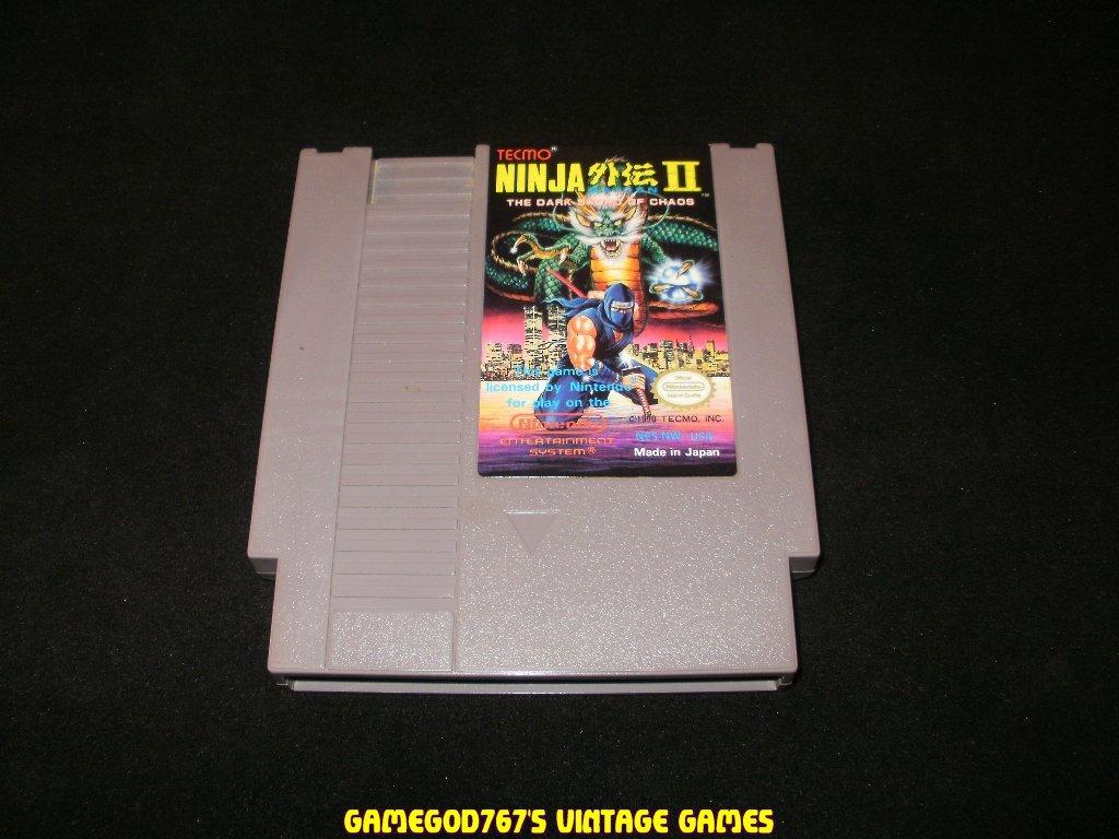 Ninja Gaiden II - Nintendo NES