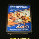Lost Luggage - Atari 2600