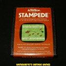 Stampede - Atari 2600