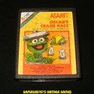 Oscar's Trash Race - Atari 2600 - Rare