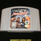 WCW NWO Revenge - N64 Nintendo