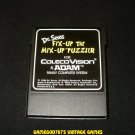 Dr. Seuss Fix-Up the Mix-Up Puzzler - Colecovision - Rare