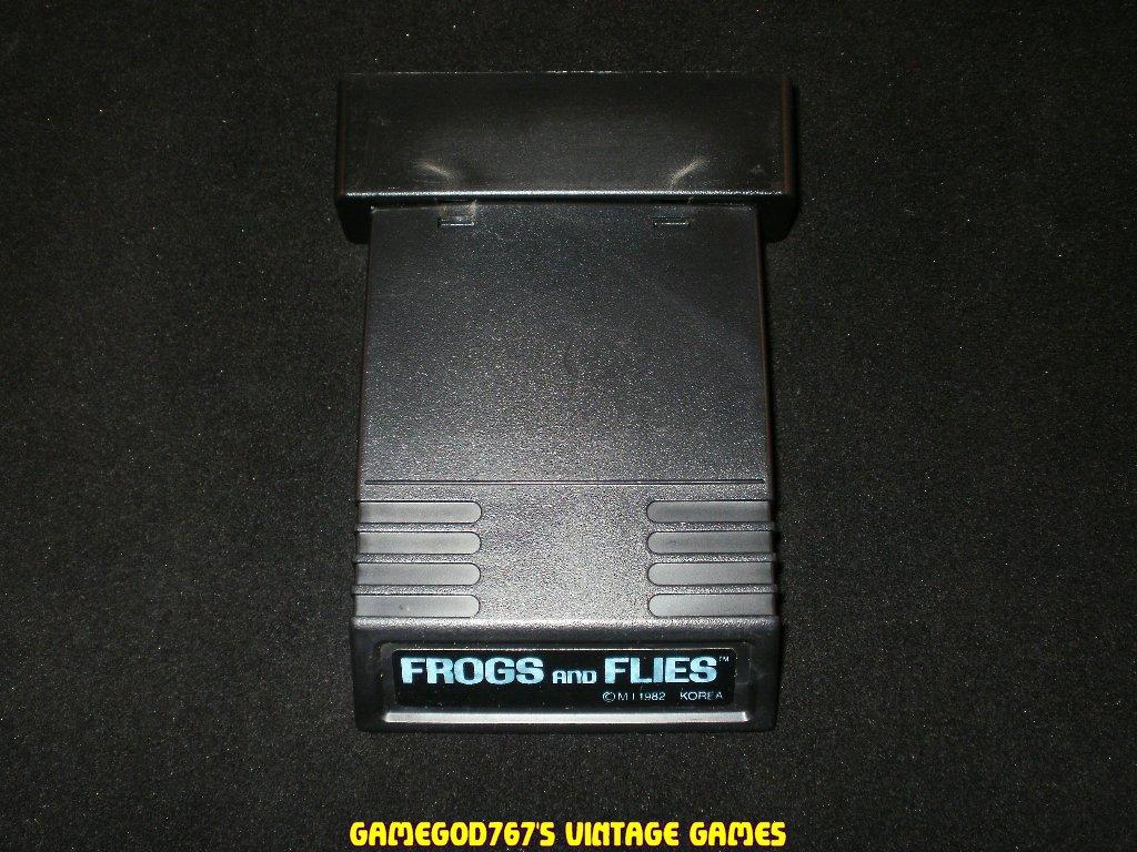 Frogs and Flies - Atari 2600