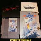 Top Gun - Nintendo NES - Complete CIB
