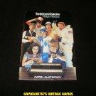 Game Catalog - Mattel Intellivision - Catalog Only