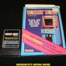 Donkey Kong - Mattel Intellivision - With Box