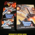 Thunder Force II - Sega Genesis - Complete CIB
