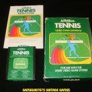 Tennis - Atari 2600 - Complete CIB