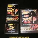Super Monaco GP II - Sega Genesis - Complete CIB