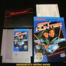 Spy Hunter - Nintendo NES - With Box - 3 Screw Round Seal 1987 Version