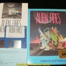 Alien Fires 2199 AD - Atari ST - Near Complete CIB (Disk 2 Missing)