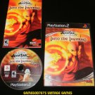 Avatar Into the Inferno - Sony PS2 - Complete CIB