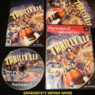 Thrillville - Sony PS2 - Complete CIB