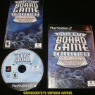 Ultimate Board Game Collection - Sony PS2 - Complete CIB