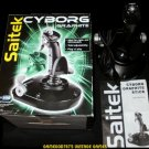 Saitek Cyborg Graphite Joystick USB - Windows PC - Complete CIB