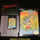 Hydlide - Nintendo NES - With Box