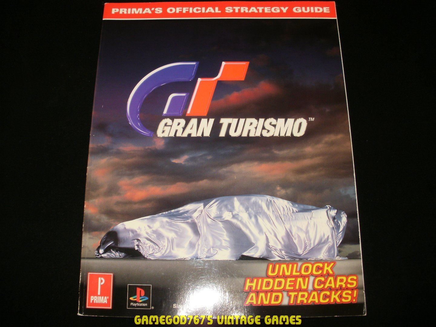 Gran Turismo Official Strategy Guide