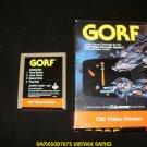 Gorf - Atari 2600 - Complete CIB