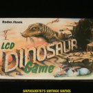 Dinosaur LCD Game - Vintage Handheld - Radio Shack 1981 - Brand New Factory Sealed