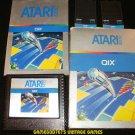 Qix - Atari 5200 - Complete CIB