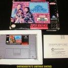 Home Improvement - SNES Super Nintendo - With Box - Rare