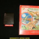 Frog Bog - Mattel Intellivision - With Box