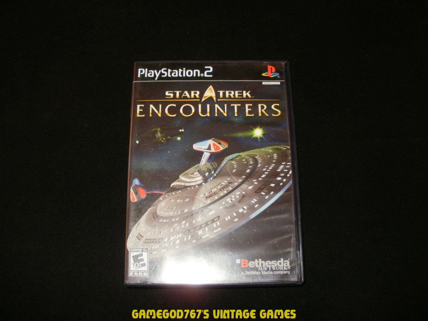 Star Trek Encounters - Sony PS2 - Complete CIB
