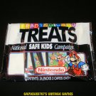 Trading Card Treats - Vintage Nintendo 1991 - Brand New Factory Sealed
