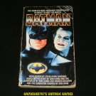 Batman The Novelization - Craig Shaw (1988) - 1st Edition Paperback