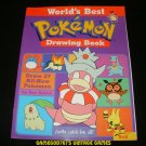 World's Best Pokemon Drawing Book - Ron Zalme (2000) - Paperback
