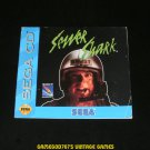 Sewer Shark - Sega CD - Manual Only