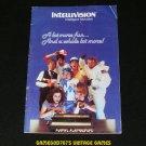 Intellivision Game Catalog (1981)