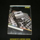 Atari 5200 Game Catalog (1982) - Revision 2