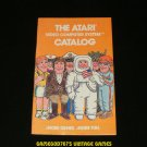 Atari 1979 Catalog - Revision C