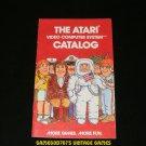 Atari 1978 Catalog