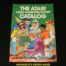Atari 1981 Catalog - Revision C