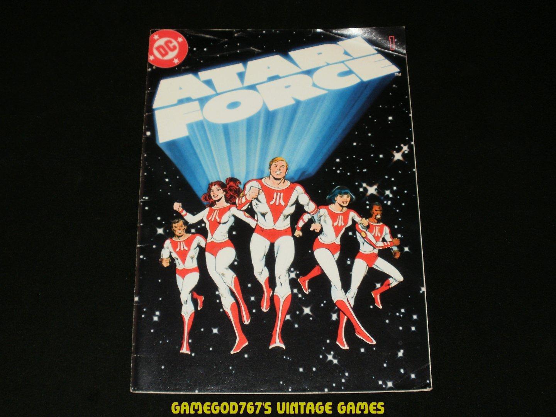 Atari Force Comic Volume 1