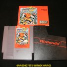 Dash Galaxy In The Alien Asylum - Nintendo NES - With Manual & Cartridge Sleeve